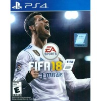 Game FIFA 18 PS4 BlurayDisk Original