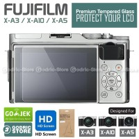 Fujifilm X-A5 / XA5 LCD Tempered Glass Screen Protector Anti Gores