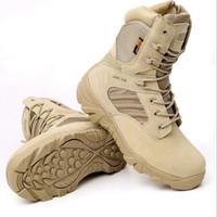 """Sepatu Tactical Delta Boots 8"""" l Army Delta Cordura l Army Outdoor"""