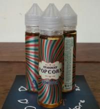 Liquid Caramel PopCorn By Stardust 60ml Pop Corn Karamel not salt nic