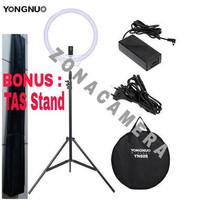 Yongnuno Ringlight LED YN608 / Ring Light LED Yongnuo YN 608 Paket set