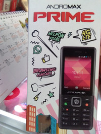 Andromax Prime 4G Unlimited