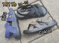 jelly sandal hoota anak size 24 - 35 sendal tali karet import 1811b