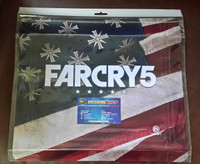 Cutting Sticker PS4 Slim (Far Cry 5)