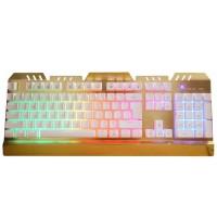 SALE MURAH - Keyboard Gaming Warwolf V-6 mechanical/gaming keyboard