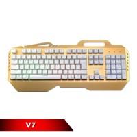 SALE MURAH - Keyboard Gaming Mechanical Warwolf V-7/Gaming Keyboard