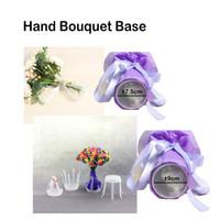 Hand Bouquet Base (1pc) - Standing Bouquet - Flower - Florist