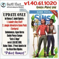 harga The sims 4 update 3 Tokopedia.com
