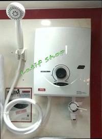 water heater ariston instan aures easy