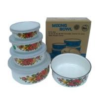 Maspion Mixing Bowl 5 Susun - Mangkok Makan 5 Susun - Rantang