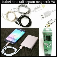 Smart Charger Cable Kabel Charger Magnet Untuk Android Keren