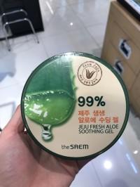 The Saem 99% Jeju Fresh Aloe Soothing Gel 300ml