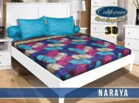 Sprei Set California  Flat