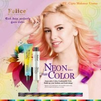 FELICE NEON HAIR COLOR / CAT RAMBUT 60ML