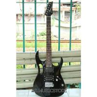 Gitar Listrik Ibanez Jem Free Tas Gitar dan Handle
