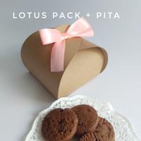 [LOTUS BOX+PITA] dus / box kue / kotak kue / paper bag / paperbag