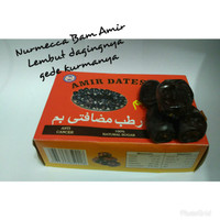 Kurma Bam 650 gr PREMIUM Amir Madu/Anggur