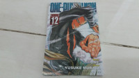 Komik One Punch Man 12