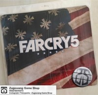 skin stiker ps4 slim full body farcry far cry 5 game ps 4 playstation