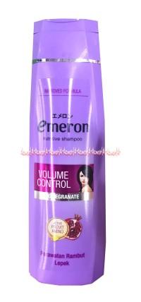 Emeron Shampoo Volume Controll Shampo Untuk Rambut Kuat & Sehat 340mL