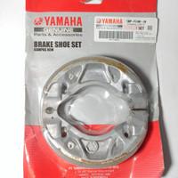 Kampas Rem Belakang Scorpio Rxking Original Yamaha