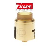 DRUGA 24 RDA Atomizer - GOLD 100% Authentic