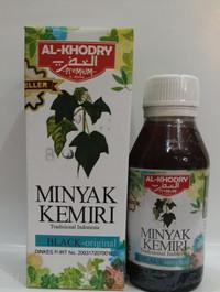 Minyak Kemiri Al Khodry / Minyak Kemiri Premium Al Khodry