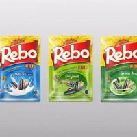 Rebo Kuaci Biji Bunga Matahari kwaci bijian cemilan sehat diet murah