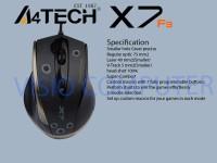 Mouse Macro X7 F3 A4Tech