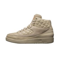 NIKE Men Air Jordan 2 Retro Just Don - Cream