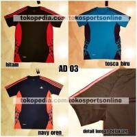 Adidas Climacool Kaos Olahraga Impor