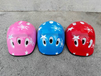 Helm Anak Sepatu Roda - Pelindung Kepala Sepeda - Helem Skateboard