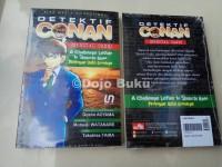 Komik Light Novel : Detektif Conan Prologue Until Goodbye by Aoyama Go
