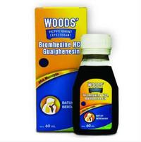 PROMO MURAH woods peppermint 100 ml / obat batuk berdahak