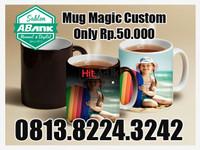 Mug Unik Magic/Bunglon Custom Desain Suka-suka
