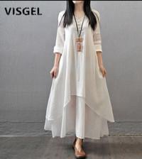 Busana Muslim/ Dress panjang/ Terusan/ fashion wanita