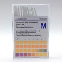 Kertas Lakmus  pH Indicator Test Strips  Universal Indicator   Merck