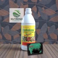 Pupuk Organik Cair Herbafarm 1 Liter plus Booster Pengolahan Tanah