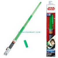 ORIGINAL LUKE SKYWALKER LIGHTSABER ELECTRONIC Star Wars Hasbro