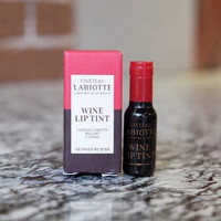 MINI CHATEAU LABIOTTE WINE LIP TINT (WITH BOX)