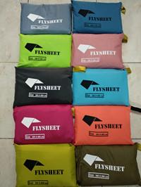 SALE !!! Flysheet 3x4 / Flysheet tenda hammock / traptent