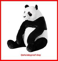 IKEA DJUNGELSKOG - Boneka panda