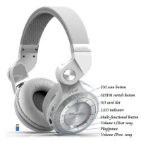 HEADPHONE BLUEDIO T2+ Plus Stereo Bluetooth