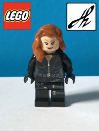 LEGO Original Black Widow (Used) 26