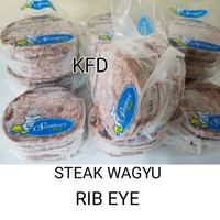 steak daging sapi santori wagyu beef premium 1kg ready stock