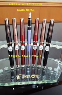 Pen Pilot Fountain Pen Elabo Falcon Metal Barrel FE-25SR