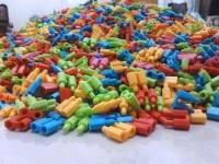 Mainan LEGO Mini Set Murah Meriah Kemasan 100gr