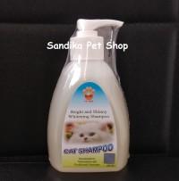Shampoo Kucing RAID ALL BRIGHT AND SHINNY WHITENING SHAMPOO 250 ML