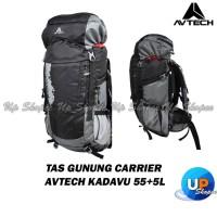 Tas Carrier Avtech Kadavu 55 Plus 5 L Original
