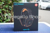 Logitech G231 Prodigy Gaming Headset garansi 2 tahun
